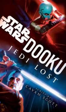 Cavan Scott: Dooku: Jedi Lost (Star Wars), Buch