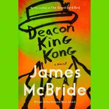 James Mcbride: Deacon King Kong, 8 CDs
