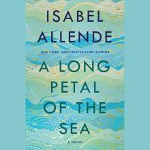 Isabel Allende: A Long Petal of the Sea, 8 CDs