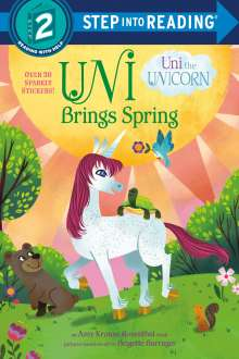 Amy Krouse Rosenthal: Uni Brings Spring, Buch