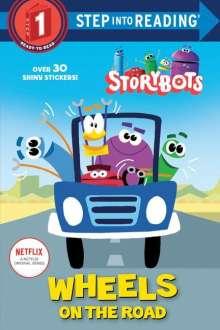 Scott Emmons: Wheels on the Road (Storybots), Buch