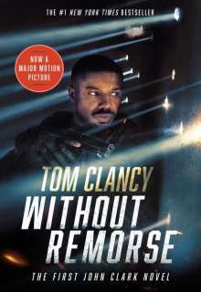Tom Clancy: Without Remorse (Movie Tie-In), Buch