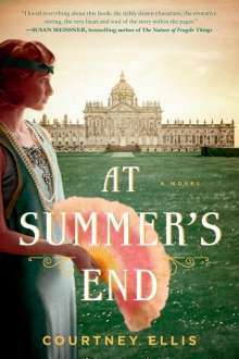 Courtney Ellis: At Summer's End, Buch