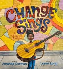 Amanda Gorman: Change Sings, Buch