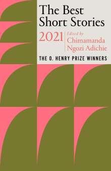 The Best Short Stories 2021, Buch