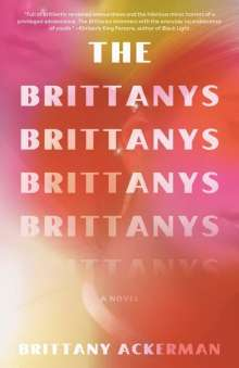 Brittany Ackerman: The Brittanys, Buch