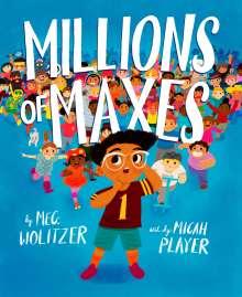 Meg Wolitzer: Millions of Maxes, Buch