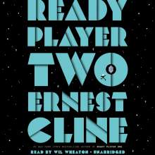 Ernest Cline: Ready Player Two, 14 CDs