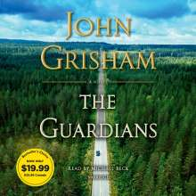 John Grisham: The Guardians, 10 CDs