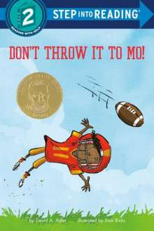 David A. Adler: Don't Throw It to Mo!, Buch
