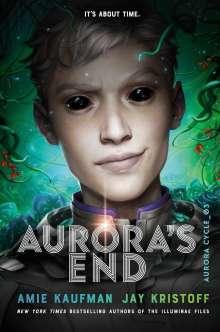 Amie Kaufman: Aurora's End, Buch