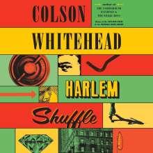Colson Whitehead: Harlem Shuffle, CD