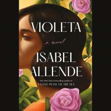 Isabel Allende: Violeta [English Edition], CD