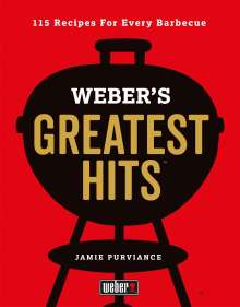 Jamie Purviance: Weber's Greatest Hits, Buch