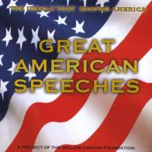 Willow Canyon Foundation: Great American Speeches, CD