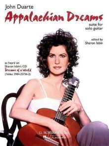 Appalachian Dreams: Guitar Solo, Buch