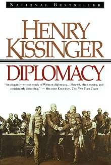 Henry Kissinger: Diplomacy, Buch