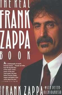 Frank Zappa: The Real Frank Zappa Book, Buch