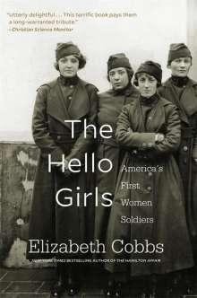 Elizabeth Cobbs: The Hello Girls, Buch
