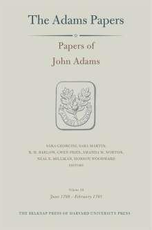 John Adams: Papers of John Adams, Volume 20, Buch