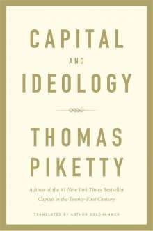 Thomas Piketty: Capital and Ideology, Buch