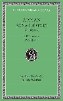 Appian: Roman History, Volume V, Buch
