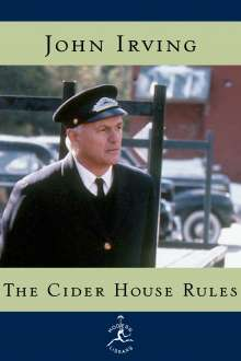 John Irving: The Cider House Rules, Buch