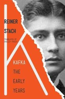 Reiner Stach: Kafka, Buch