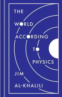 Jim Al-Khalili: The World According to Physics, Buch