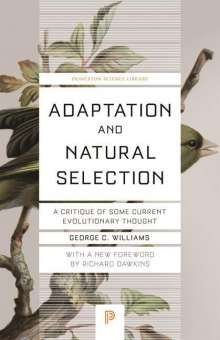 George C. Williams: Adaptation and Natural Selection, Buch