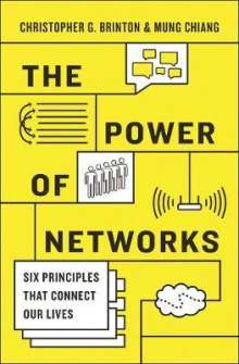 Christopher G. Brinton: Power of Networks, Buch