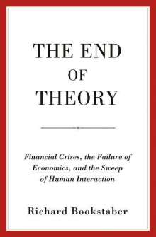 Richard Bookstaber: The End of Theory, Buch