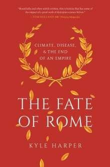 Kyle Harper: Fate of Rome, Buch