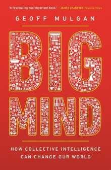 Geoff Mulgan: Big Mind, Buch