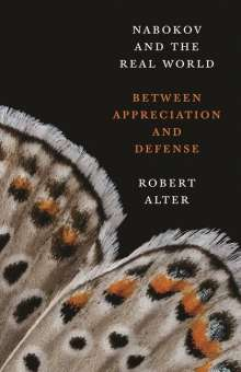 Robert Alter: Nabokov and the Real World, Buch