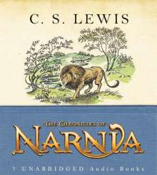 Clive Staples Lewis: The Chronicles of Narnia. 33 CDs, CD