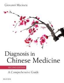 Giovanni Maciocia: Diagnosis in Chinese Medicine, Buch