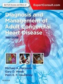Michael A. Gatzoulis: Diagnosis and Management of Adult Congenital Heart Disease, Buch