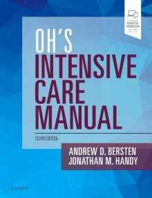 Andrew D. Bersten: Oh's Intensive Care Manual, Buch