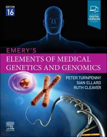 Peter D Turnpenny: Emery's Elements of Medical Genetics and Genomics, Buch