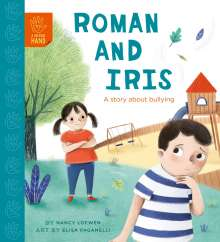 Nancy Loewen: Roman and Iris, Buch