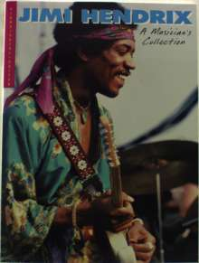 Jimi Hendrix: Hendrix Jimi A Musician's Collection Pvg, Noten