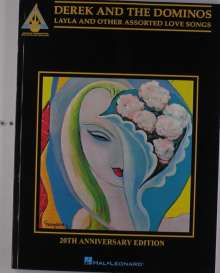 Derek & The Dominos: Derek And The Dominos Layla & Other Assorted Love Songs Tab, Noten