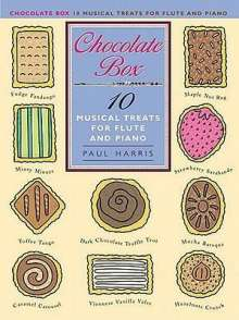 Paul Harris: Chocolate Box - 10 Musical Treats for Flute and Piano, Noten