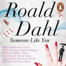 Roald Dahl: Someone Like You, CD