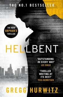 Gregg Hurwitz: Hellbent, Buch