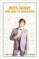 Rhys Darby: This Way to Spaceship, Buch