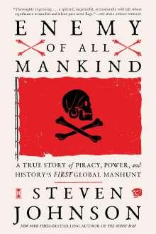 Steven Johnson: Enemy of All Mankind, Buch