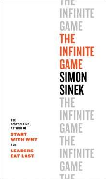 Simon Sinek: The Infinite Game, Buch