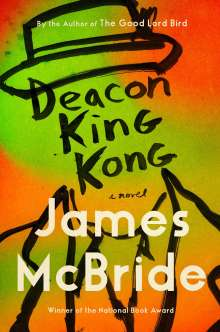 James McBride: Deacon King Kong, Buch